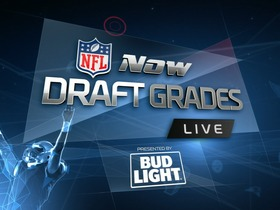Watch: Draft Grades Live: NFC North & NFC South