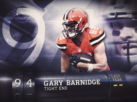 Watch: 'Top 100 Players of 2016': No. 94 Gary Barnidge
