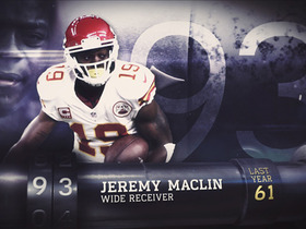 Watch: 'Top 100 Players of 2016': No. 93 Jeremy Maclin