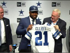 Watch: McFadden: Elliott is a special, will have huge impact in Dallas
