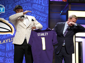 Watch: Grading the Steelers and Ravens draft classes