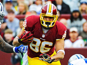 Watch: Jordan Reed agrees to five-year contract extension