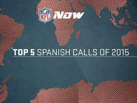 Watch: Top 5 Spanish calls of 2015