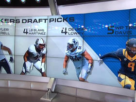 Watch: Draft Grades: NFC North