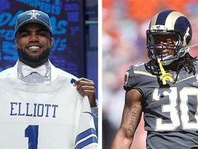 Watch: Will Ezekiel Elliott exceed Todd Gurley's rookie success?