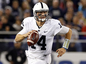 Watch: Will QB Christian Hackenberg play in 2016?