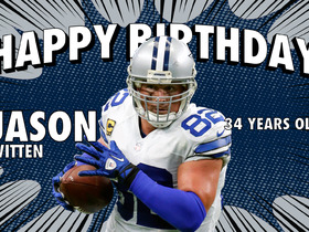 Watch: Happy 34th Birthday Jason Witten