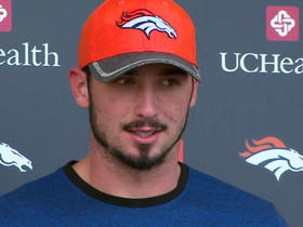 Watch: Lynch: I'm blessed to be here as a Bronco