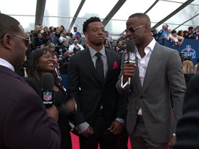 Watch: Eli Apple's Mom says no Rolex on Draft Red Carpet