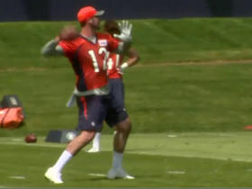 Watch: What will the Broncos do during rookie camp QB absence?