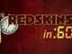 Watch: Redskins In :60 - A Busy Day For Rookies