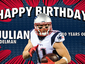 Watch: Happy 30th Birthday Julian Edelman