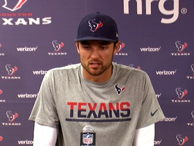 Watch: Osweiler on O'Brien: I loved his energy and fire
