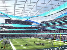 Watch: Wasserman: Los Angeles' new stadium will be a great showpiece
