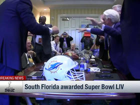 Watch: South Florida will host Super Bowl LIV