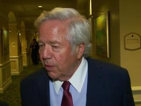 Watch: Kraft on Brady appeal: 'The whole thing has been mishandled'