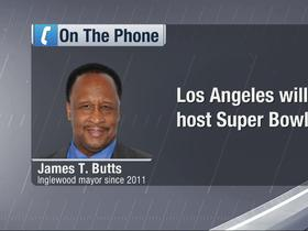 Watch: James Butts: Inglewood is proud to be epicenter of growth