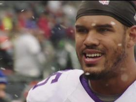 Watch: Anthony Barr named to All-Under-25 team