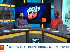 Watch: MJD defends his Top-100 players list