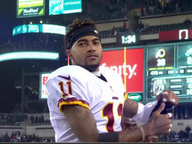 Watch: Why is DeSean Jackson not attending Redskins OTAs?