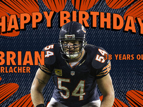 Watch: Happy 38th birthday Brian Urlacher