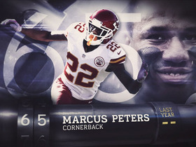 Watch: 'Top 100 Players of 2016': No. 65 Marcus Peters