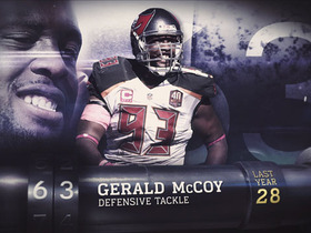 Watch: 'Top 100 Players of 2016': No. 63 Gerald McCoy