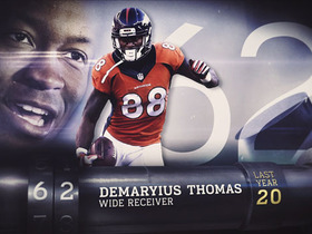 Watch: 'Top 100 Players of 2016': No. 62 Demaryius Thomas