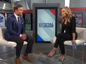 Watch: Wes Welker talks future, wavers on returning to football