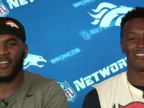 Watch: Should T.J. Ward be the No. 1 safety? He says 'no doubt'