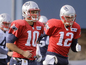Watch: Moss: Patriots OTAs are the same as last year