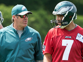 Watch: Impact of coaches conflicting on Eagles locker room