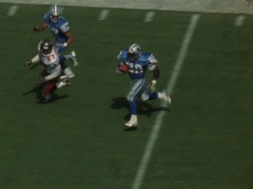 Watch: 1997 Barry Sanders 82-yard TD
