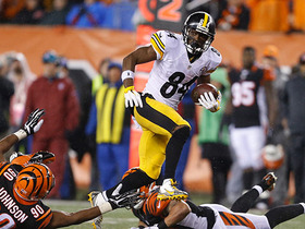 Watch: Antonio Brown: 30 points per game is attainable
