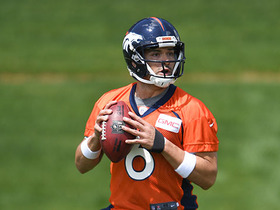 Watch: Evaluating Sanchez's journey to become Broncos' starting QB