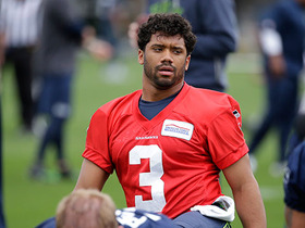 Watch: Impact of Marshawn Lynch retiring on Russell Wilson in 2016