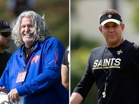 Watch: Sean Payton responds to Rob Ryan's blame for 2015 defense
