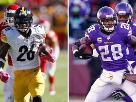 Watch: Top 5 running back groups in the NFL