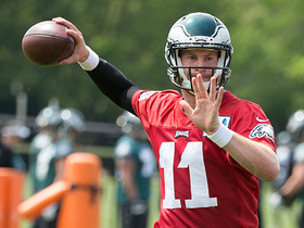 Watch: What needs to happen for the Eagles to start Wentz?