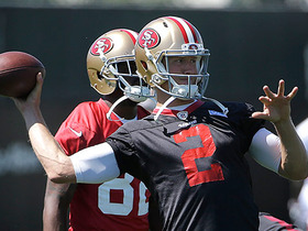 Watch: Inside the 49ers QB competition
