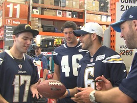Watch: Chargers celebrated 'Thank you San Diego Day' on May 25