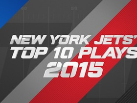 Watch: New York Jets Top 10 plays of 2015