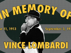 Watch: Remembering Vince Lombardi