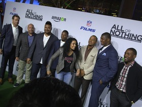 Watch: On The Red Carpet For The All Or Nothing Premiere