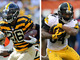 Watch: Le'Veon Bell and DeAngelo Williams best running back duo?