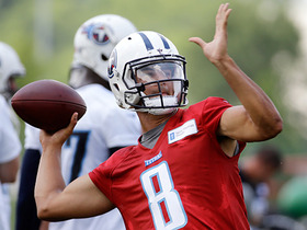 Watch: Expectations for Marcus Mariota's second season