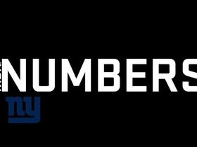 Watch: NFL NOW Numbers: Giants