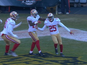 Watch: Top 10 49ers plays of 2015