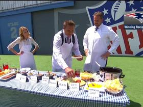 Watch: The 'Winning Recipe' for the New England Patriots