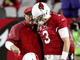 Watch: Relationship between Carson Palmer and Bruce Arians